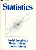 Statistics by Freedman David