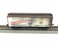 HO SCALE ANHEUSER BUSCH BUDWEISER BILLBOARD REEFER 3600 5-103-4-5