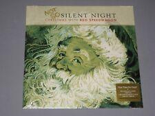 REO SPEEDWAGON  Not So Silent Night Christmas LP   New Sealed Vinyl