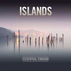 Ludovico Einaudi Islands Essential Einaudi CD NEW