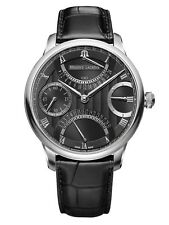 MAURICE LACROIX MP6578-SS001-331-1 MASTERPIECE DOUBLE RETROGRADE