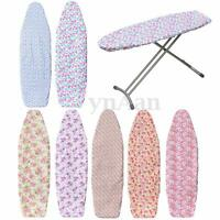 Ironing Board Cover Easy Fit Elasticated Drawstring Washable Non Slip Cotton