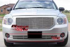 Fits 06-11 2011 Dodge Caliber Bumper Billet Grille Insert