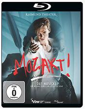 Mozart! Das Musical - Live aus dem Raimundtheater, Wien Blu-ray Disc NEU + OVP!