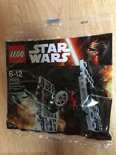 NEW Sealed LEGO STAR WARS First Order Special Forces TIE Fighter Polybag 30276