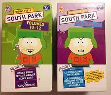 LOT K7 VIDEO VHS SOUTH PARK