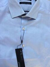Cotton Button Cuff Textured Regular Formal Shirts for Men