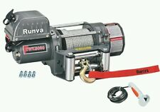 5000lbs 12v electric winch with Wireless Remotr used in Jeeps , SuVs,TRUCKS etc