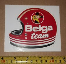 BELGA TEAM RALLY STICKER / AUTOCOLLANT