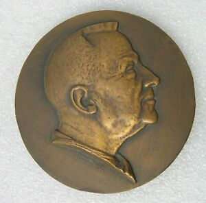 MEDAILLE DOCTEUR JEAN HALLÉ 1939  medecine pédiatrie