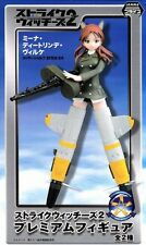 Minna Dietlinde Wilcke Premium Figure anime Strike Witches SEGA official
