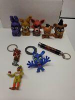 Five Nights at Freddy's Lot  Keychain  Mini Figure