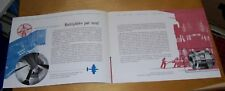 HAWKER SIDDELEY GROUP COMPANY INFORMATION BROCHURE. In French c1949