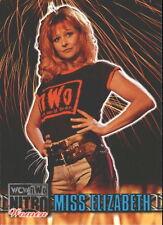 1999 Topps WCW/nWo Nitro #56 Miss Elizabeth near Mint !