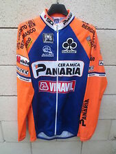 Maillot / Veste cycliste PANARIA VINAVIL maglia giacca cycling jersey 1996 XXL