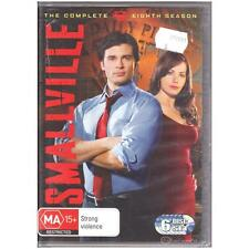DVD SMALLVILLE COMPLETE EIGHTH SEASON 8 6-Discs Tom Welling Clark Kent R4 [BNS]