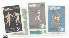 Panama #430-432 C224-226 MNH - Stamp CAT VALUE $6.10