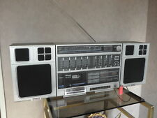 1970's Boombox philips d8644 big Portable Radio Cassette/Ghetto Blaster vintage