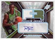 Rajon Rondo Pelicans 2006-07 SPx Auto Jersey Rookie Card rC #/ 1199 NM-MT QTY