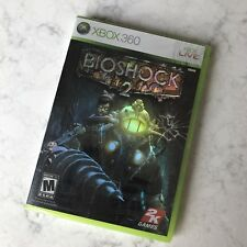 New Sealed XBOX 360 BioShock 2 (Microsoft 2010)