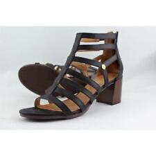 Sandalias y chanclas de mujer Tommy Hilfiger de tacón medio (2,5-7,5 cm) de color principal negro