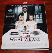 DVD FILM en Blu Ray - WE ARE WHAT WE ARE - de Jim Mickle