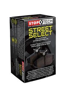 StopTech 305.06190 Street Select Brake Pads