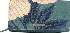 BILLABONG Da Donna Borsetta. SURF tessuto carta nota Portamonete Soldi Portafoglio 7W WL05 3158