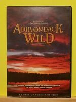 Pre-owned ~ Adirondack Wild, A Paul Frederick Production, (2005, DVD)