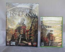 Xbox 360 Original Dante's Inferno Prima Strategy Guide New Sealed SHIPS NEXT DAY