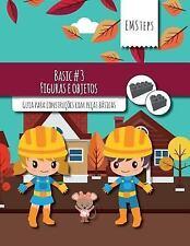 EMSteps Basic: EMSteps #03 Figuras e Objetos : Guia para Construções Com...