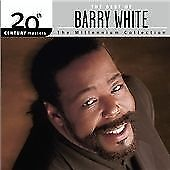 Barry White - 20th Century Masters (The Millennium Collection, 2003)