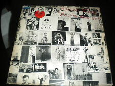 "The Rolling Stones - Exile on Main Street - Double Vinyl Record 12"" LP 33RPM"