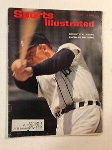 May 11,1964 Sports Illustrated Magazine Detroit Tigers Al Kaline