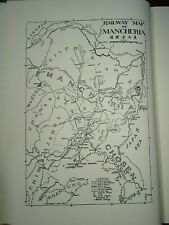 1929 INTERNATIONAL RELATIONS OF MANCHURIA by YOUNG CHINA CHINESE JAPAN 1969 ed