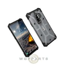 UAG - Samsung GS9 Plus Plasma Case - Ice/Black Guard Bumper
