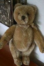 Steiff Original Teddy mit Knopf • 22 cm • caramel  • 1960er Jahre • Teddybear