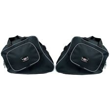 Pannier Liner Inner Bags To Fit KAWASAKI Z1000SX 2016 Great Quality Pair