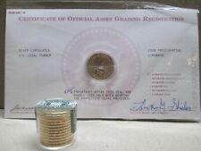 World Reserve Monetary Exchange US Presidential Dollars Framed Holder