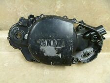Yamaha 250 DT ENDURO DT250-D Original Used Engine Right Cover 1977 #YB21 VTG