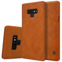 For Samsung Galaxy Note 9 Shockproof Flip Card Slot Wallet Leather Cover Case