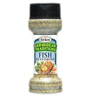 Grace traditional fish Seasoning 5.29 oz Free Shipping
