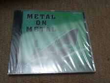 V/a metal on metal Metalium Powergod Pretty Maids Anvil Atrocity Bliss nuevo CD