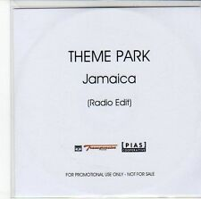(ED206) Theme Park, Jamaica - 2013 DJ CD