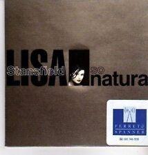 (DA605) Lisa Stansfield, So Natural - 1993 DJ CD