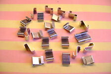 GREENHOUSE GLAZING CLIPS 50  Z  REPLACEMENT GLAZING CLIPS