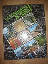 Storia Locale Ferrovie - La Lombardia in Treno - ANNO:1991 (NA)