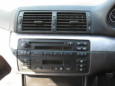 BMW Automatic Air Conditioning Control Panel Unit E46 3 Series Warranty