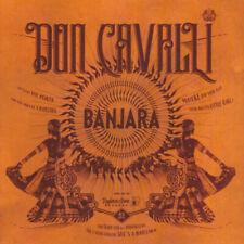 "ROCKABILLY LP: DON CAVALLI - Banjara DOGHOUSE & BONE 10"" LP"