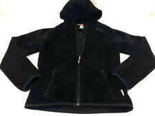 Quechua Black Fleece Jacket          Women's  Size Small